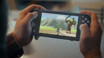 Zelda: Breath of the Wild protagoniza este nuevo vídeo promocional de Nintendo Switch