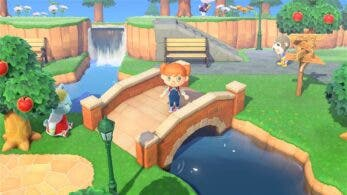 5 minutos de puro gameplay de Animal Crossing: New Horizons