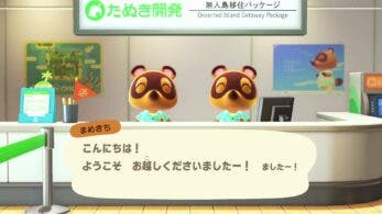 Animal Crossing: New Horizons detalla la selección de isla