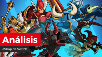 [Análisis] Shovel Knight Showdown para Nintendo Switch