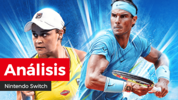 [Análisis] AO Tennis 2 para Nintendo Switch