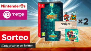 ¡Sorteamos 2 Sparklite Signature Edition para Nintendo Switch!