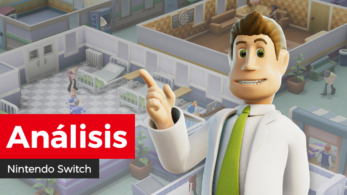 [Análisis] Two Point Hospital para Nintendo Switch