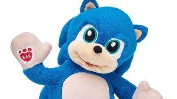 Build-A-Bear celebra el estreno de la película de Sonic con este peluche
