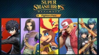 Echad un vistazo al anuncio promocional europeo del Super Smash Bros. Ultimate: Fighters Pass