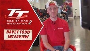 Davey Todd habla del nuevo TT Isle Of Man 2 y su experiencia con la primera entrega