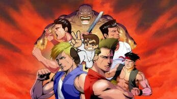 [Act.] Anunciado Double Dragon & Kunio-kun Retro Brawler Bundle para Nintendo Switch: disponible el 20 de febrero