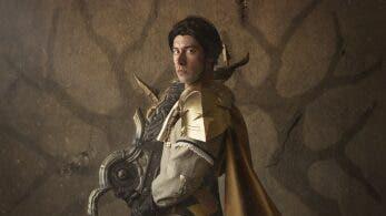 Echad un vistado al cosplay de Claude por parte de Joe Zieja,el actor de voz del personaje en Fire Emblem: Three Houses