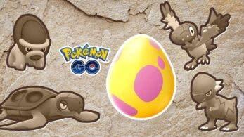 Pokémon fósiles protagonizan el nuevo evento de Huevos de Pokémon GO