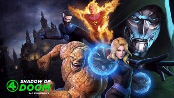 El DLC Fantastic Four: Shadow of Doom se lanza el 26 de marzo en Marvel Ultimate Alliance 3