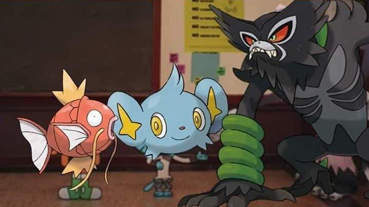Recopilamos los mejores memes de Zarude, el nuevo Pokémon singular