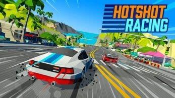 Hotshot Racing llegará esta primavera a Nintendo Switch