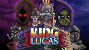 King Lucas ya está disponible en Nintendo Switch