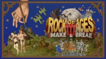 Rock of Ages 3 se luce en este nuevo gameplay
