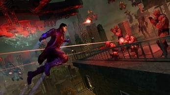 Saints Row IV: Re-Elected para Nintendo Switch: Resolución, framerate y compatible con el giroscopio