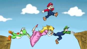 Captain Falcon, Mario y más, entre los primeros planes de The Wonderful 101