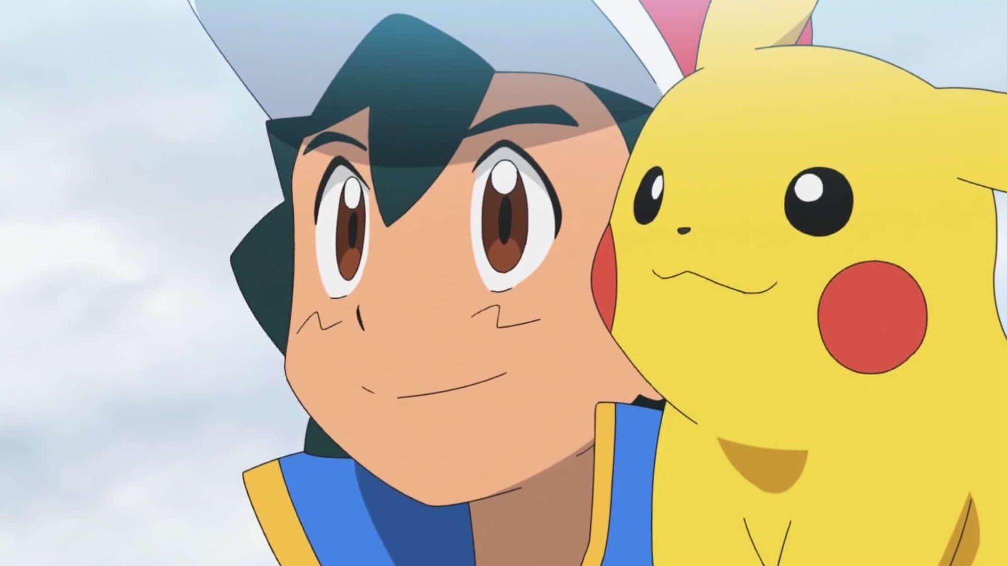 Por fin conocemos el objetivo de Ash en el nuevo anime de Pokémon
