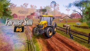 Farming Simulator 2020 ya se ha lanzado en Nintendo Switch