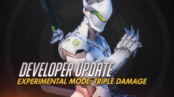Overwatch presenta su primer modo experimental, Triple Damage