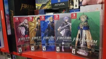 Fan permite descargarnos portadas de personajes de Fire Emblem: Three Houses