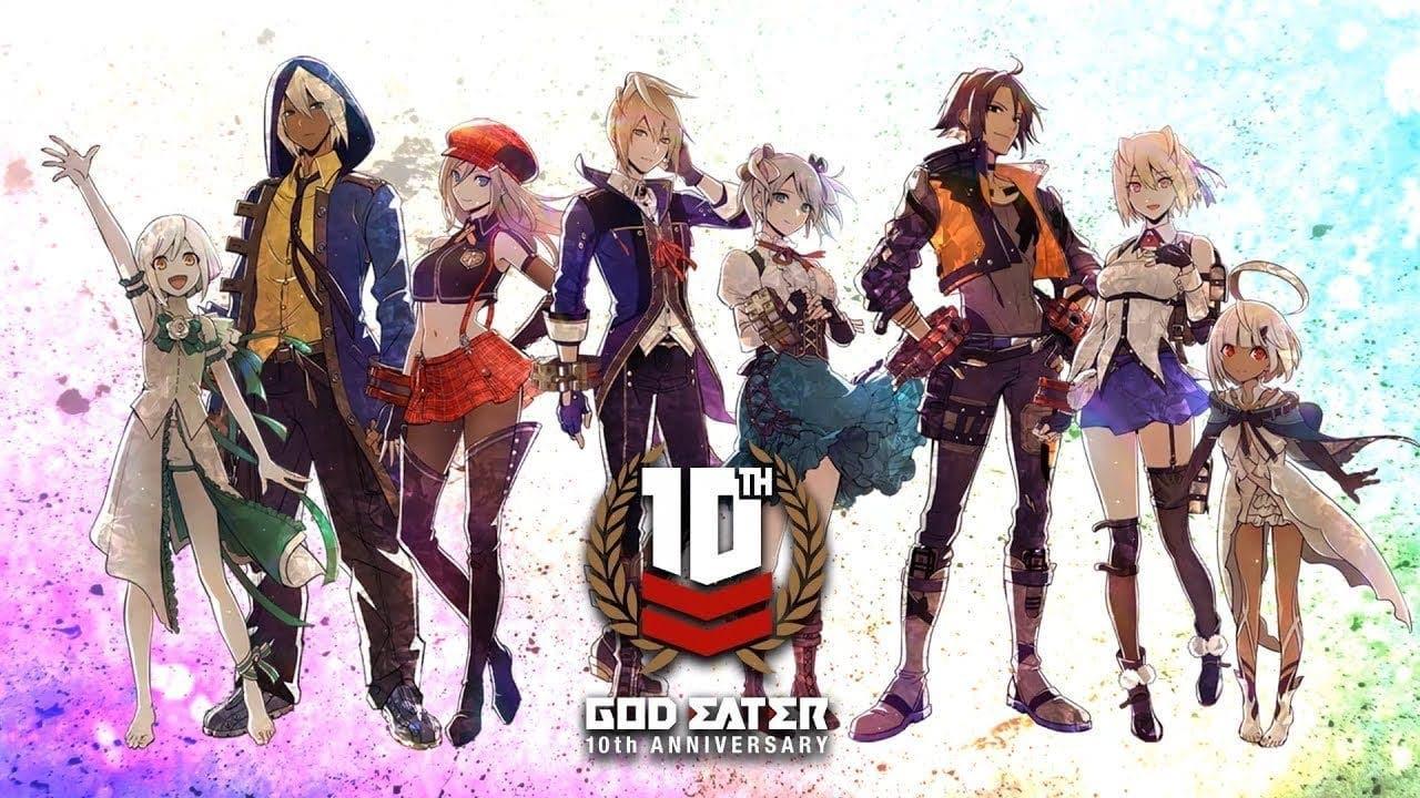 Bandai Namco comparte un vídeo para celebrar el décimo aniversario de God Eater
