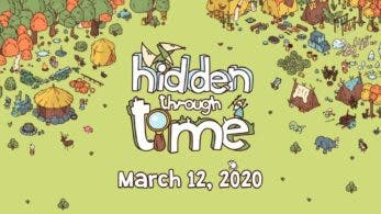 Hidden Through Time confirma su estreno en Nintendo Switch