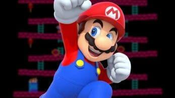 Mario estuvo a punto de no poder saltar en el primero de sus juegos
