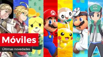 Novedades para móviles en Fire Emblem Heroes, Dragalia Lost, Animal Crossing: Pocket Camp, Super Mario Run, Pokémon Rumble Rush, Dr. Mario World y Pokémon Masters