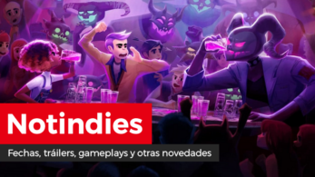 Novedades indies: Afterparty, Dungeon of the Endless, Mystic Vale, Gris, Risk of Rain 2, Bloodroots, Lost Words, MouseCraft y más