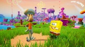 El Sr. Cangrejo, Calamardo y Plancton parecen ser jugables en el multijugador de SpongeBob SquarePants: Battle for Bikini Bottom – Rehydrated