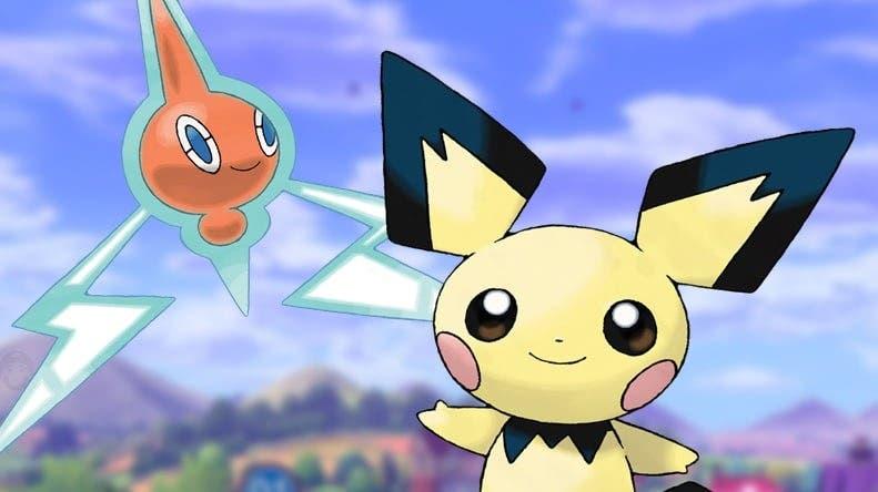 Cómo conseguir todos los Pokémon que regala Pokémon Home: Pichu, Rotom y más
