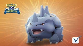 Rhyhorn gana la encuesta y protagonizará el próximo Día de la Comunidad de Pokémon GO