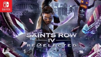 Saints Row IV: Re-Elected confirma oficialmente su estreno en Nintendo Switch y estrena tráiler