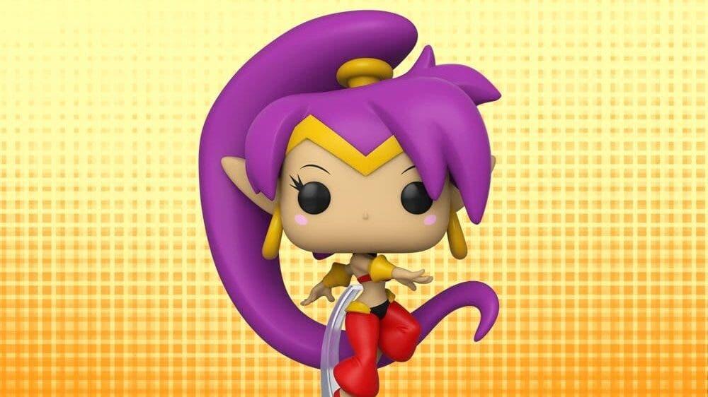 Anunciada la figura Funko Pop! de Shantae