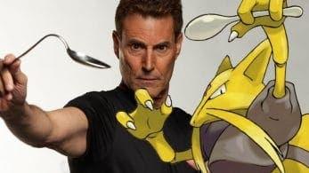 Uri Geller, el mago que denunció a Nintendo por usar su imagen en el Pokémon Kadabra