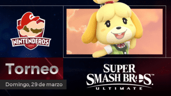 Torneo Super Smash Bros. Ultimate | ¡Vigésimo enfrentamiento!