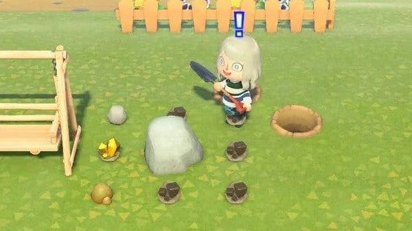 La mejor forma de conseguir pepitas de oro, fragmentos de estrella y más en Animal Crossing: New Horizons
