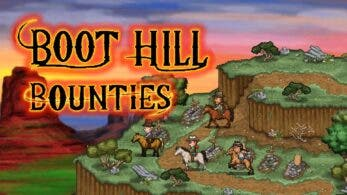 Boot Hill Bounties llegará a Nintendo Switch: disponible el 14 de abril
