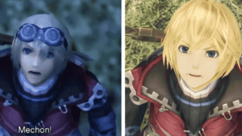 Nueva comparativa en vídeo de Xenoblade Chronicles: Definitive Edition con su versión de Wii