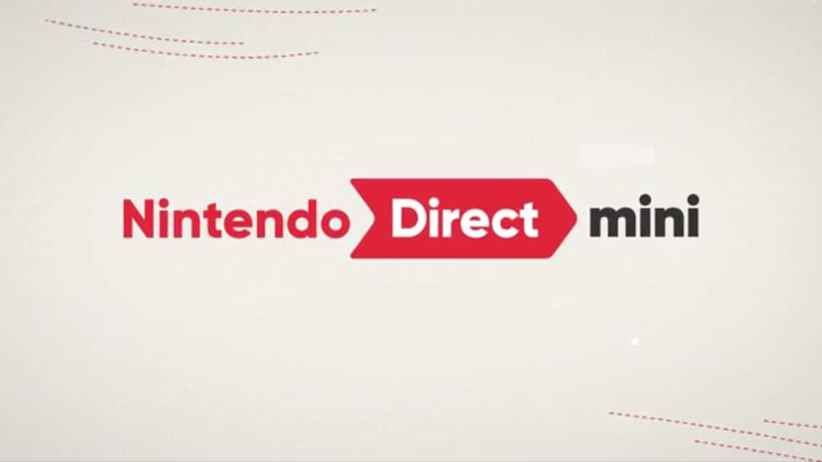 Nintendo publica un nuevo Nintendo Direct Mini
