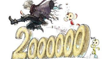 Octopath Traveler celebra con este arte sus 2 millones de unidades vendidas