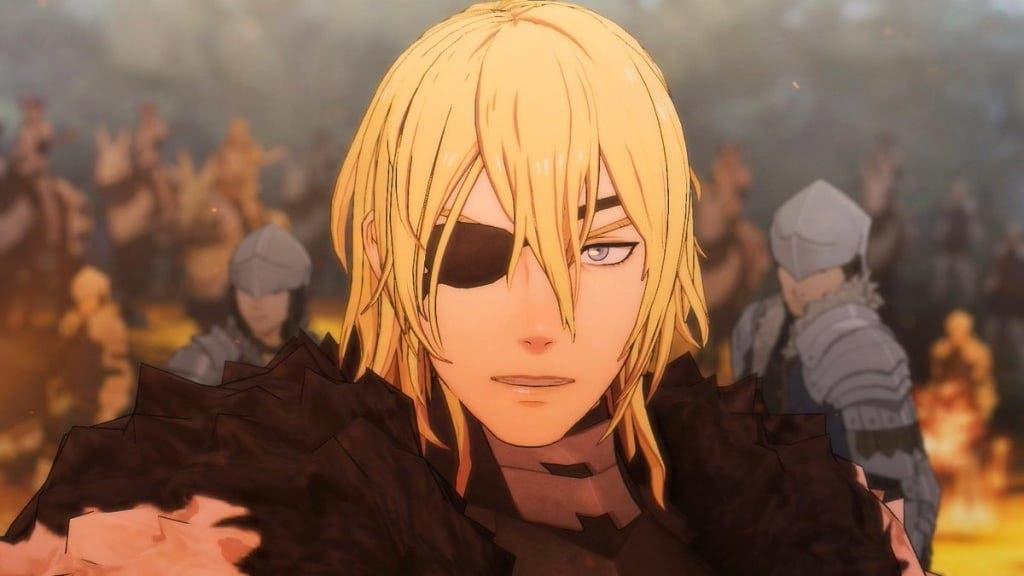 Responsable de Fire Emblem: Three Houses explica por qué Dimitri usa parche