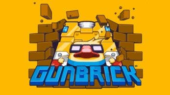 Nitrome lanzará Gunbrick: Reloaded el 9 de abril en Nintendo Switch