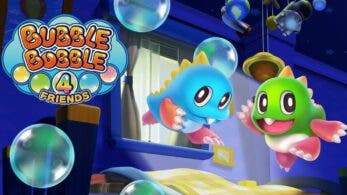 Échale un vistazo a este nuevo par de gameplays de Bubble Bobble 4 Friends para Nintendo Switch