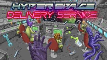 Hyperspace Delivery Service está de camino a Nintendo Switch: disponible el 23 de marzo