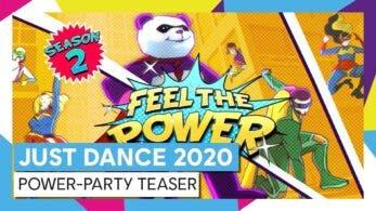 La Power Party llega a Just Dance 2020 desde hoy hasta el 26 de marzo