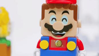 Indicios apuntan a que un set de Luigi de LEGO Super Mario estaría en camino