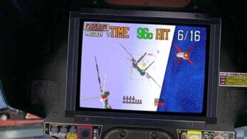 Primeros detalles y capturas de Sega Ages G-LOC Air Battle