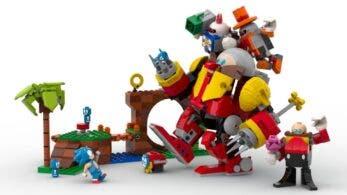 La propuesta a LEGO Ideas de Sonic Mania está bajo revisión al haber sido apoyada por 10.000 usuarios