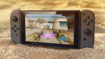 Star Wars Episode I: Racer confirma multijugador LAN y más características en Nintendo Switch